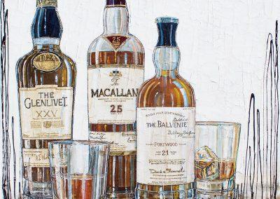 Connaisseurs de scotch