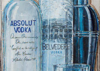 Fameuses vodkas