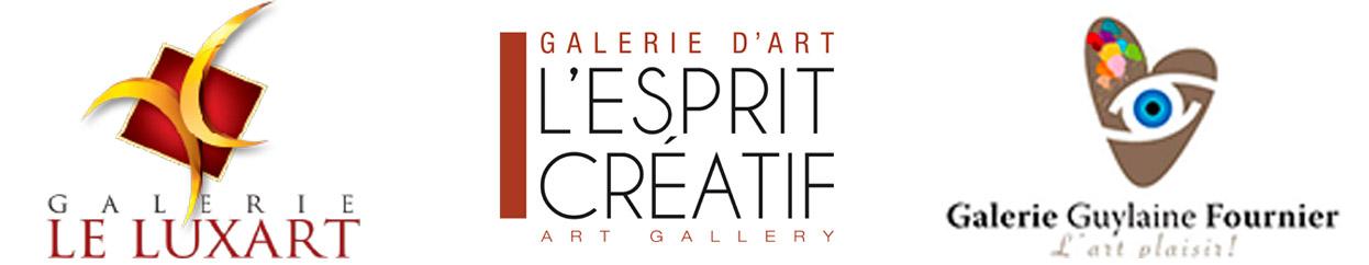 Galeries de peinture - Québec - Canada